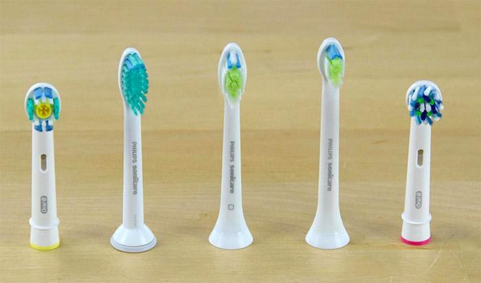 10 migliori spazzolini elettrici 2017 sbiancamento denti for Tipi di interruttori elettrici